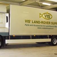 Vis Land-Rover Supplies